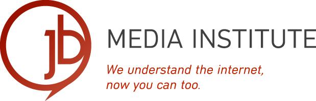 JB Media Institute logo