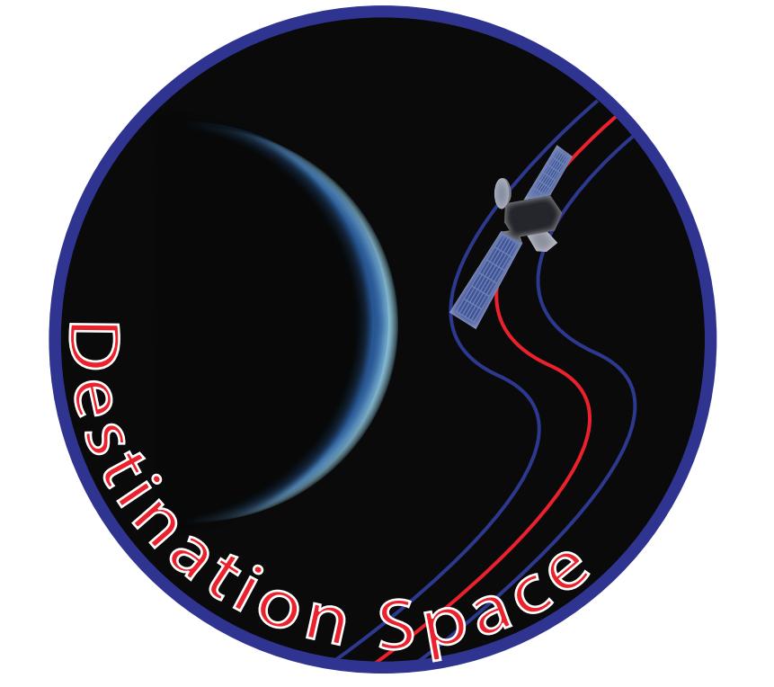 Destination SPACE Logo