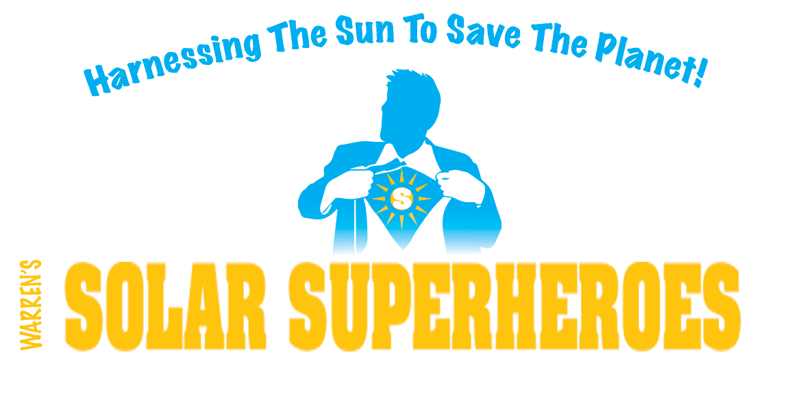 Warren's Solar Superheroes