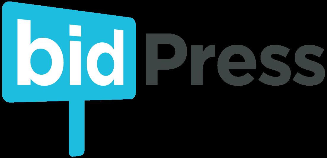 bidPress logo
