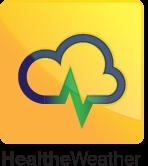 HealtheWeather logo