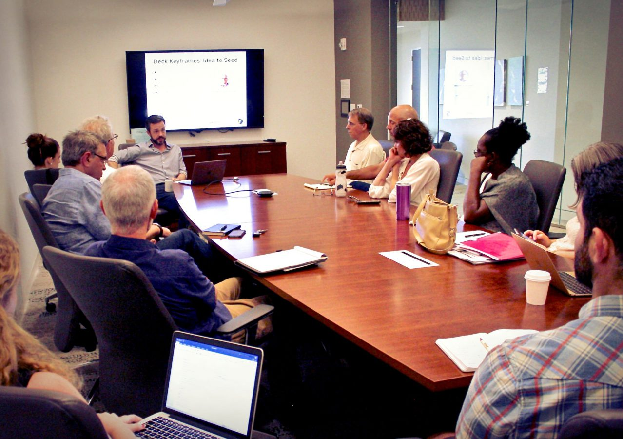 Porter Bayne Lunch and Learn