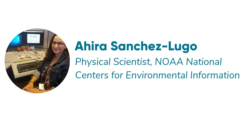 CCx: NextGen Speaker, Ahira Sanchez, Lugo NOAA National Centers for Environmental Information