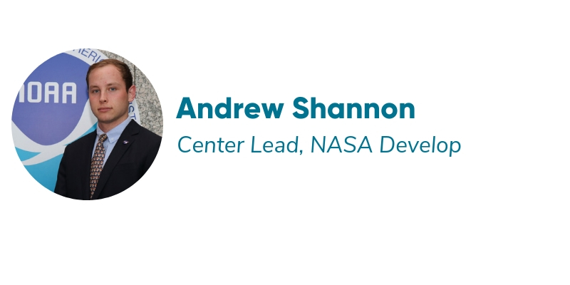 CCx: NextGen Speaker, Andrew Shannon, NASA DEVELOP