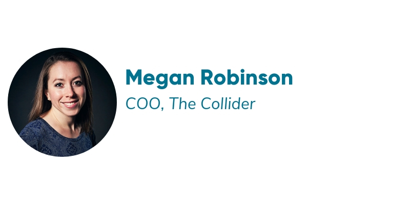 CCx: NextGen Speaker, Megan Robinson, The Collider