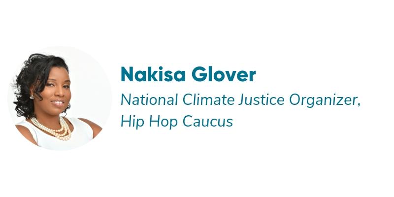 CCx: NextGen Speaker, Nakisa Glover, Hip Hop Caucus