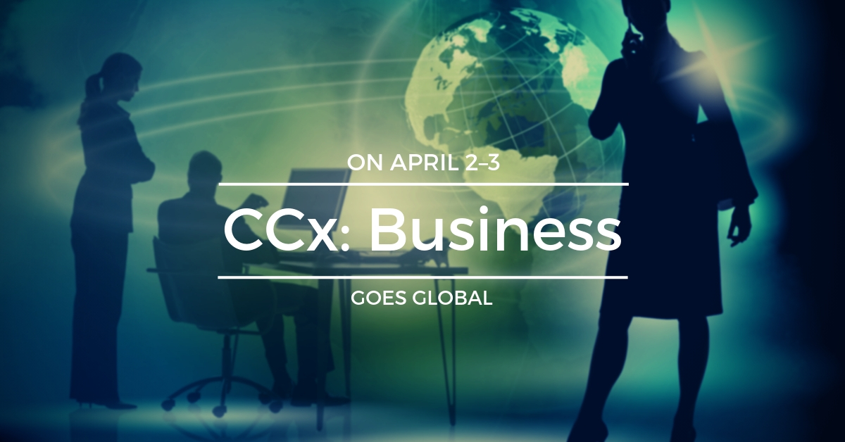 CCx: Business Goes Global
